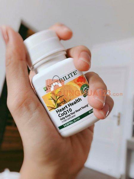 Thực phẩm chức năng viên nang mềm Nutrilite Coenzyme Q10 Complex