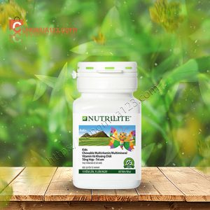 Nutrilite-Kid-Chewable-Multivitamin -Multimineral