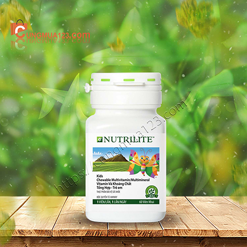 Nutrilite-Kid-Chewable-Multivitamin -Multimineral