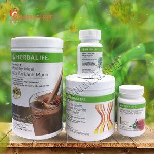 Bo-4-Herbalife-lam-chu-can-nang