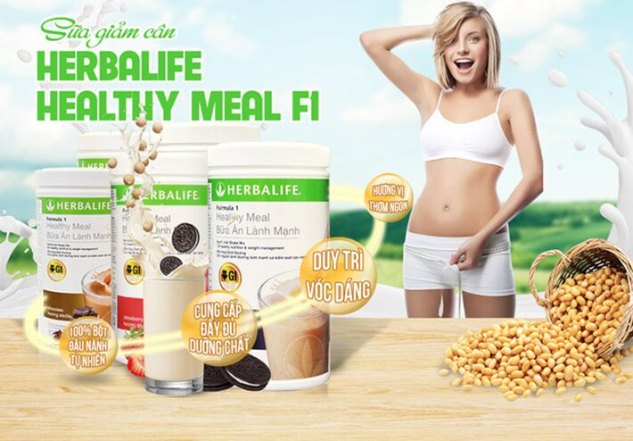herbalife giam can