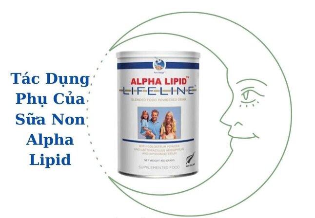 tac dung phu sua non alpha lipid