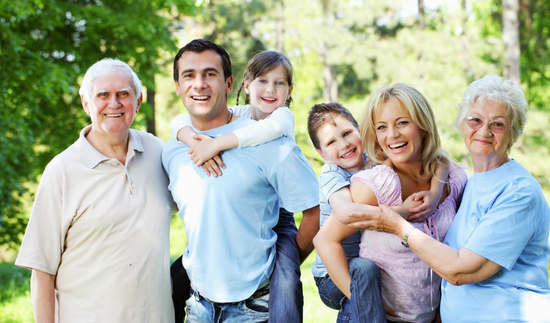 Bảo vệ sức khỏe toàn diện cho cả nhà
