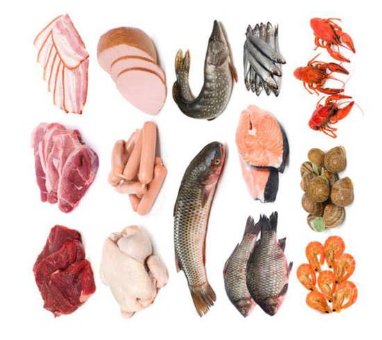 Thịt là thực phẩm không thể thiếu trong bữa ăn 1