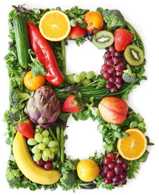 Vitamin B rất cần thiết cho cơ thể 1